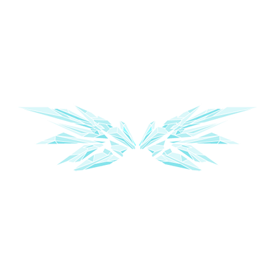 Frost Crystal Wings