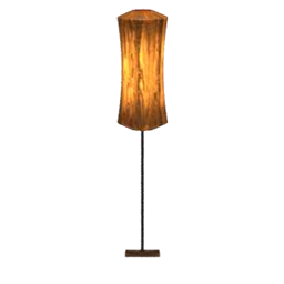 Woodgrain Lamp